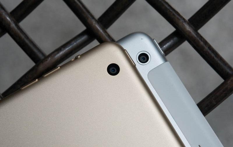 Camera iPad Mini 2 và iPad Mini 3
