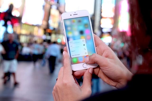 Cấu hình, thông số iPhone 6S