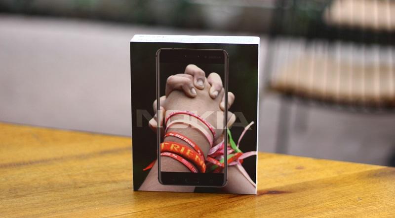 Hộp đựng Nokia 6