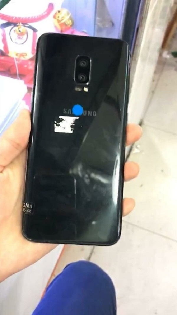 Camera kép của Samsung Galaxy Note 8