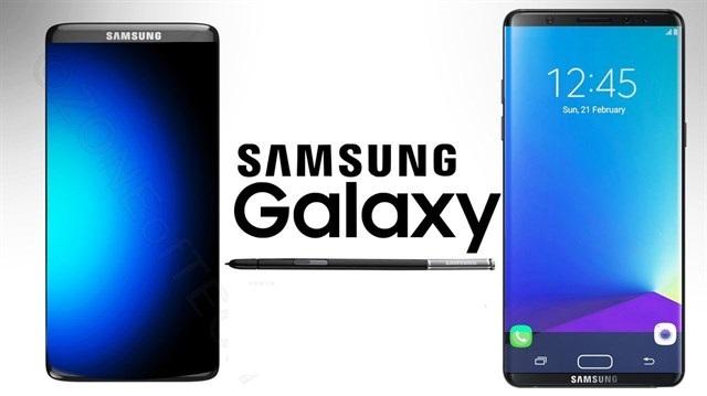 Ảnh dựng Samsung Galaxy Note 8