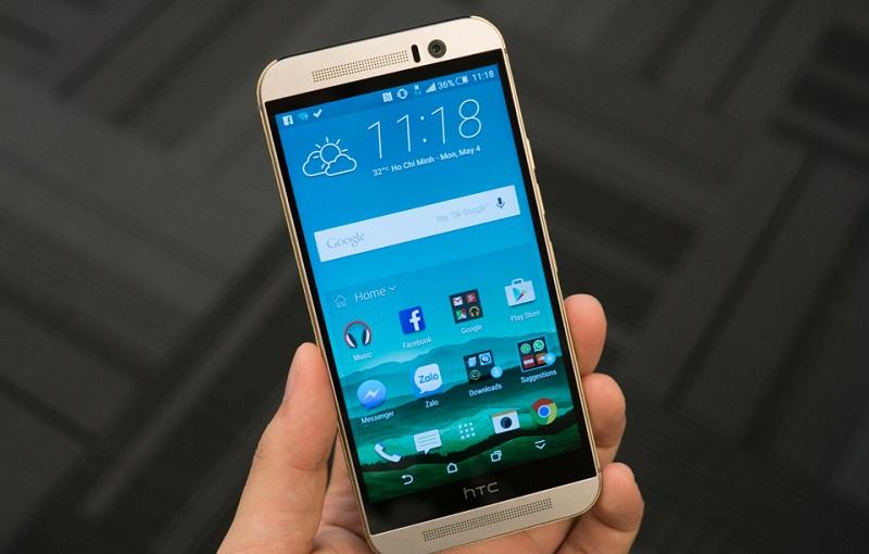 HTC One M9 có hiệu năng tốt