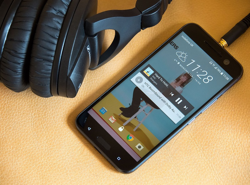 loa boomsound HTC 10