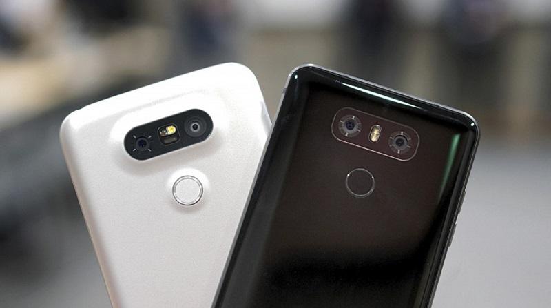 So sánh LG G6 với LG G5: Camera