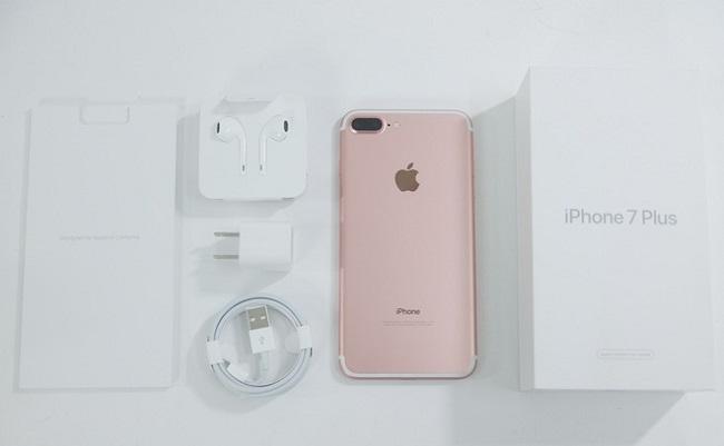 iPhone 7 Plus CPO là gì: phụ kiện