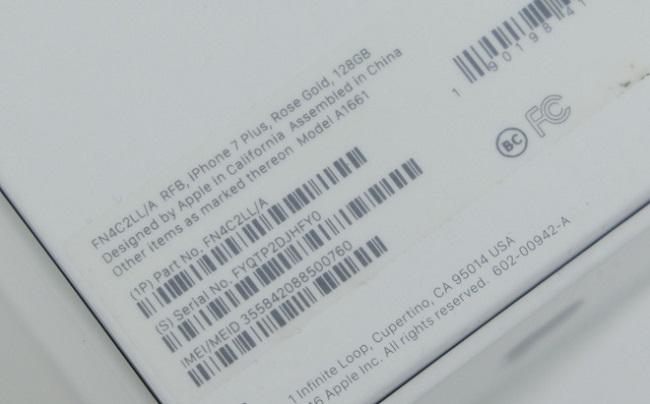 iPhone 7 Plus CPO là gì: Thông tin máy