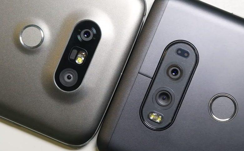 LG G5 và LG V20: Camera