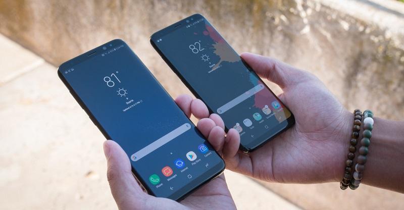 Cách test Samsung Galaxy S8 cũ: Ngoại hình