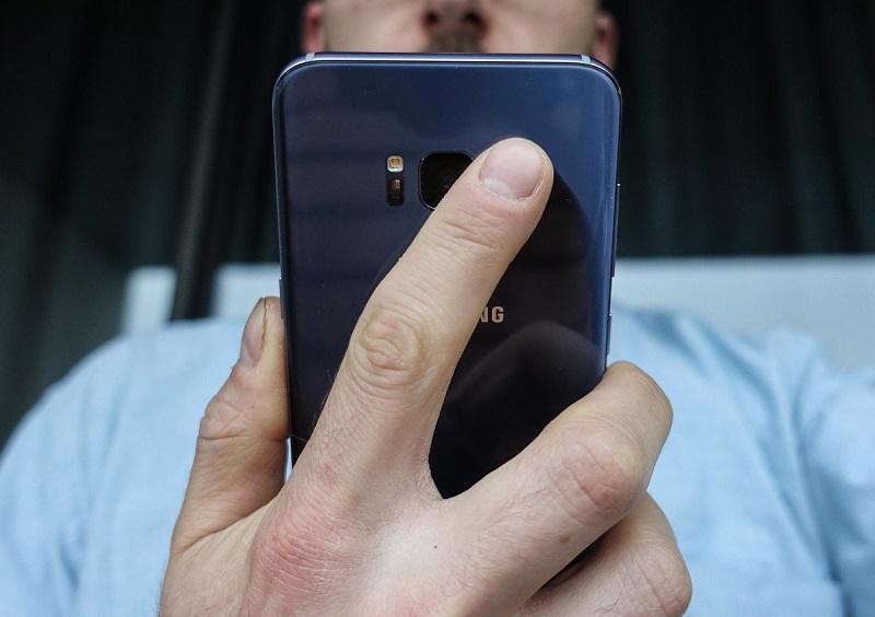 Cách test Samsung Galaxy S8 cũ: Kiểm tra khả năng bảo mật