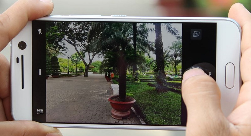 Camera HTC 10