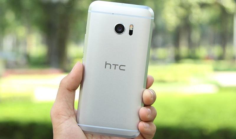Thiết kế HTC 10