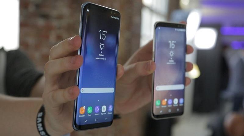 So sánh Samsung Galaxy S8 và Galax S8 Plus: Cấu hình