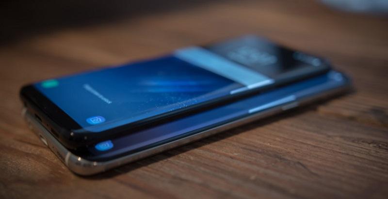 So sánh Samsung Galaxy S8 và Galax S8 Plus:Thiết kế