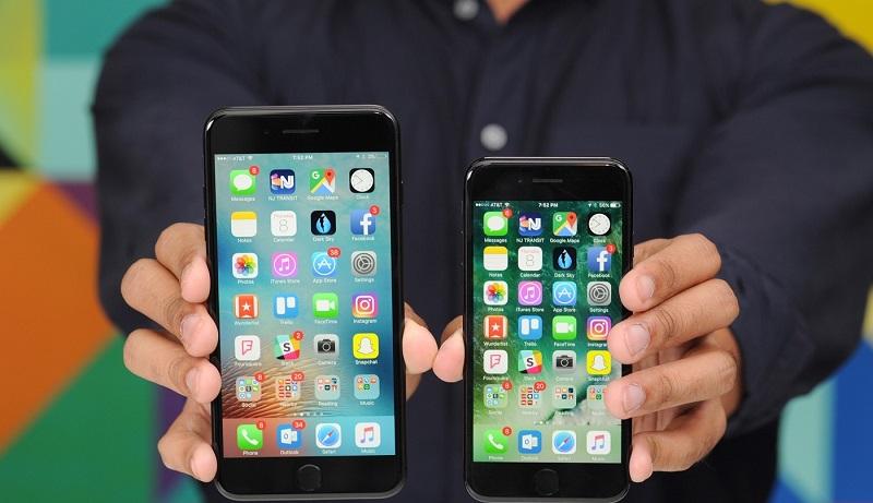 So sánh iPhone 7 và iPhone 7 Plus: Cấu hình