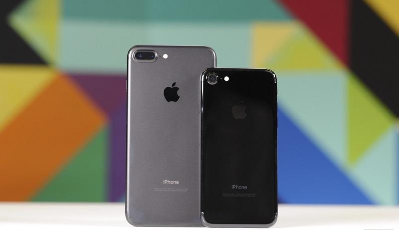 So sánh iPhone 7 và iPhone 7 Plus: Thiết kế