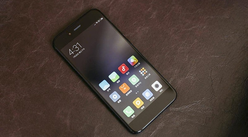 Đập hộp Xiaomi Mi 5X: Màn hình