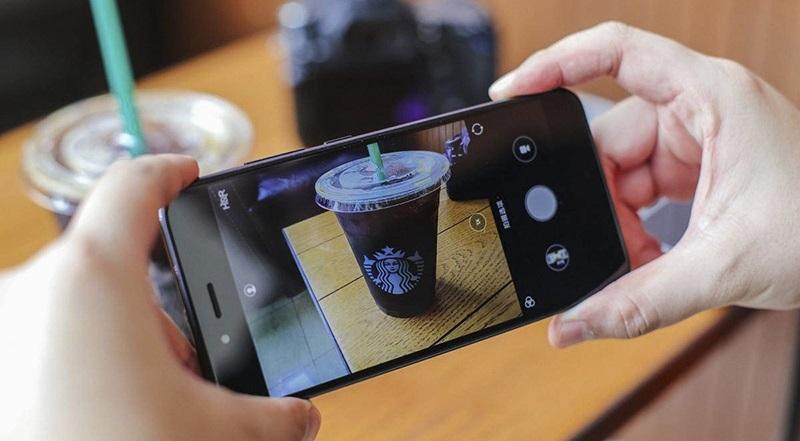 Đập hộp Xiaomi Mi 5X: Camera