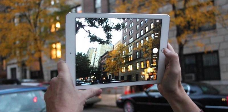 Camera iPad Air 2