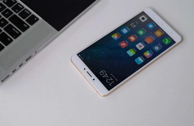 Cấu hình Xiaomi Mi Max 2