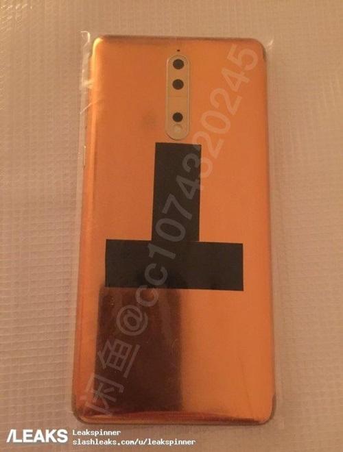 Camera Nokia 8