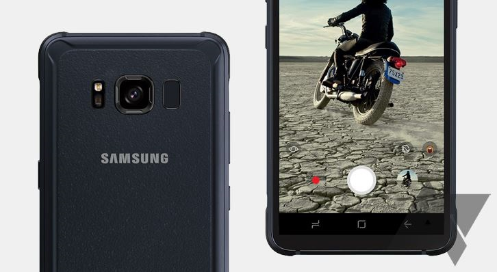Cấu hình Samsung Galaxy S8 Active