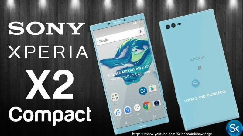 Sony Xperia X2 Compact 2017