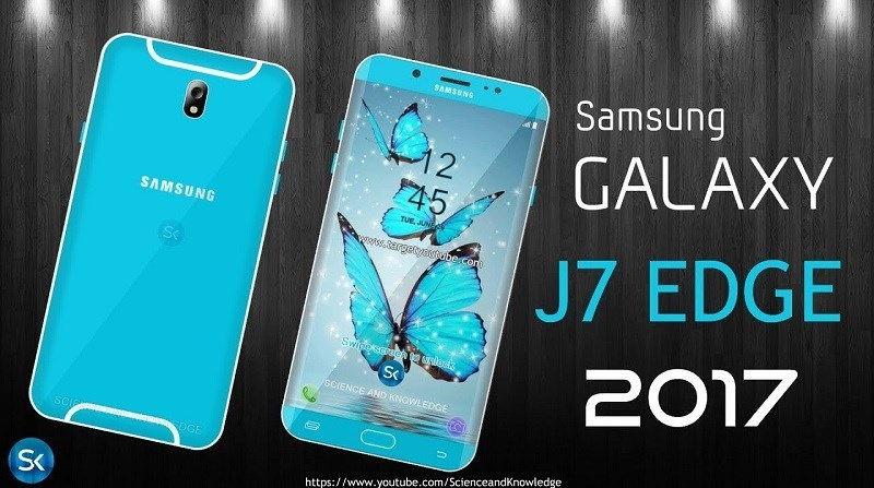 Samsung Galaxy J7 Edge