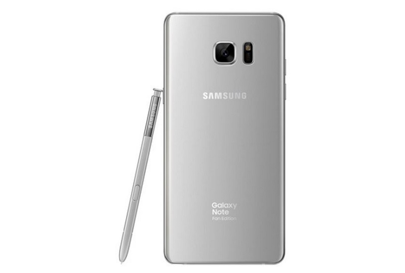 Thiết kế Samsung Galaxy Note FE