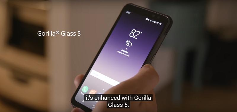 Đánh giá Samsung Galaxy S8 Active