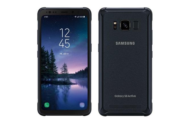 Nên mua Samsung Galaxy S8 hay Galaxy S8 Active: S8 Active