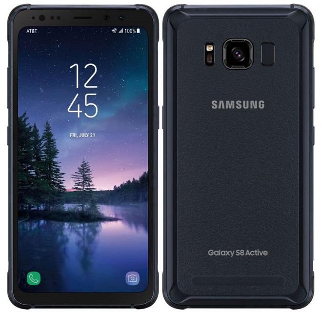 Cách test Samsung Galaxy S8 Active cũ
