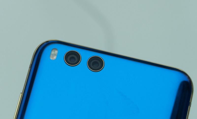 Camera Xiaomi Mi6