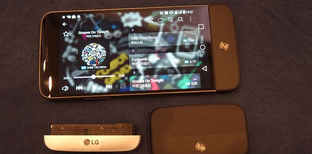 Thiết kế LG G5