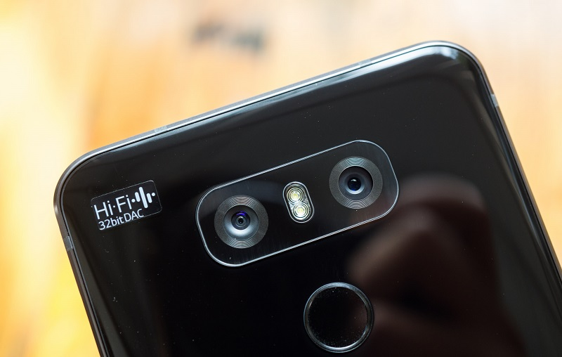Camera LG G6