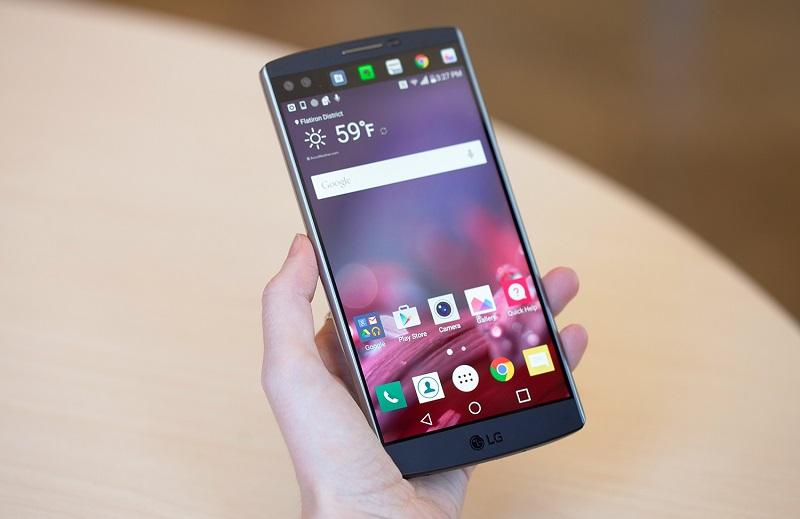 Cấu hình LG V10
