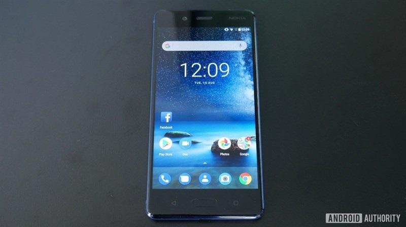 Màn hình Nokia 8