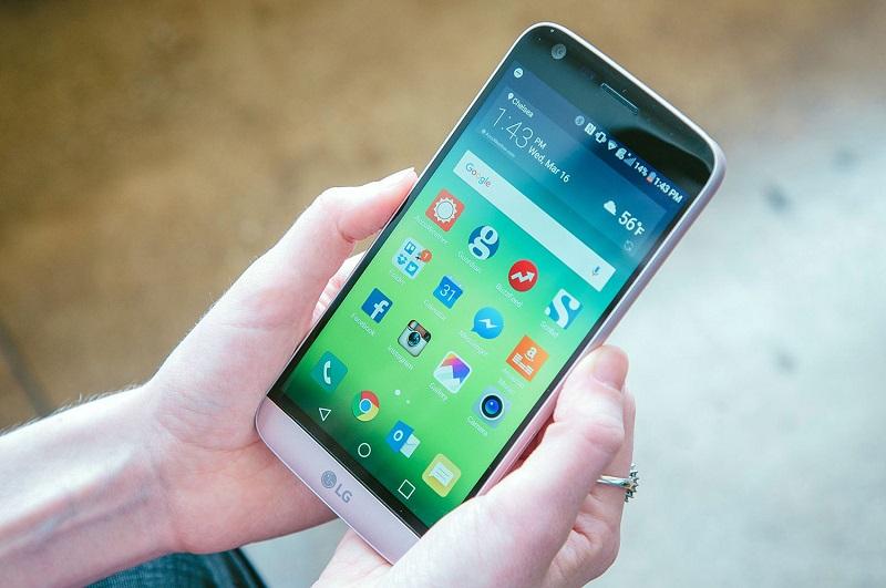 Màn hình LG G5