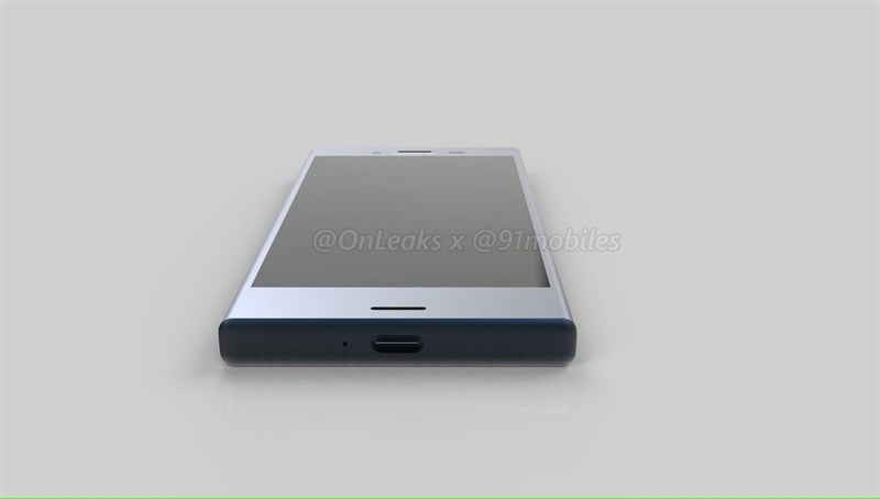 Cạnh dưới Sony Xperia XZ1 Compact