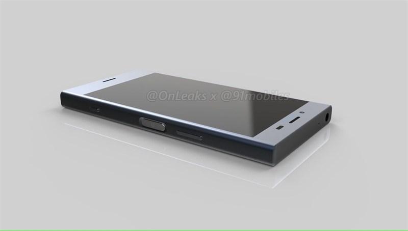 Kích thước Sony Xperia XZ1 Compact