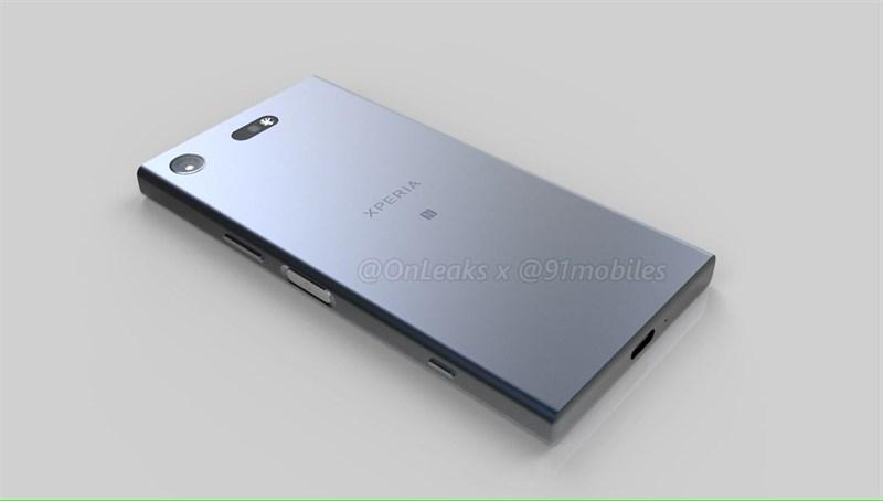 Cấu hình Sony Xperia XZ1 Compact