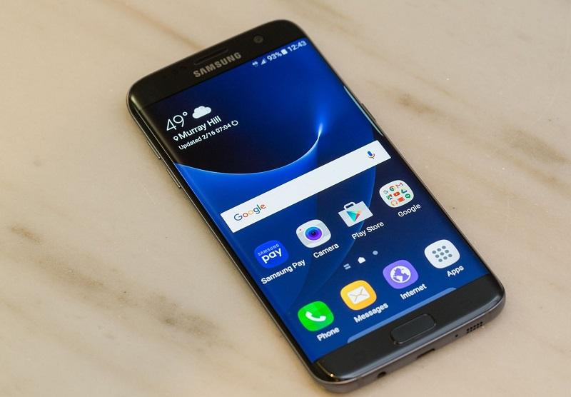 Màn hình Galaxy S7 2 SIM