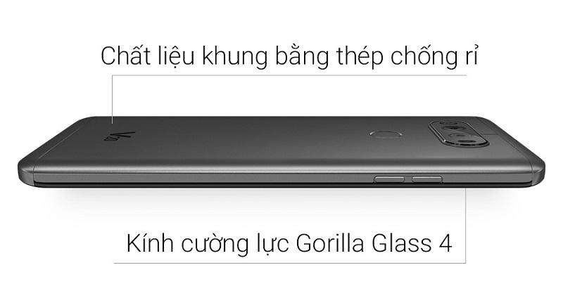 Thiết kế LG V20 2 SIM