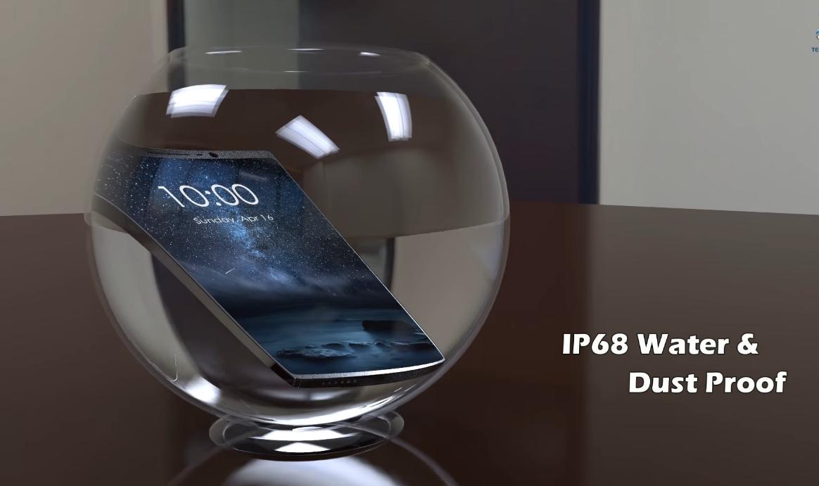 Nokia 9 chống nước