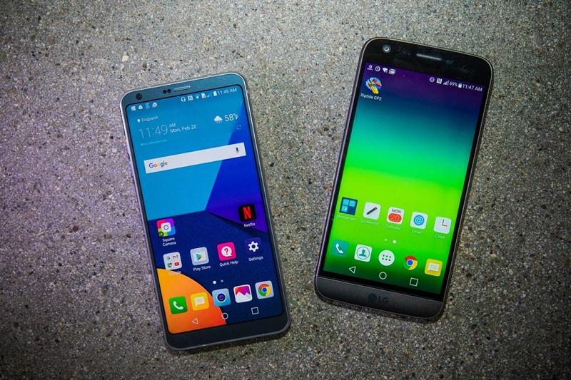 Cấu hình LG G6