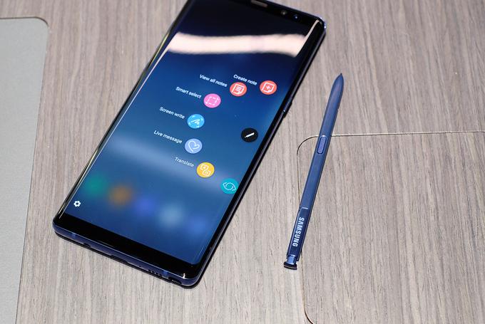Galaxy Note 8 bút S-Pen