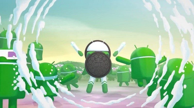 Android 8 Orero