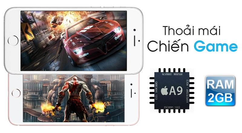 Cấu hình iPhone 6S