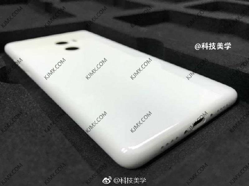 Mặt lưng Xiaomi Mi Mix 2