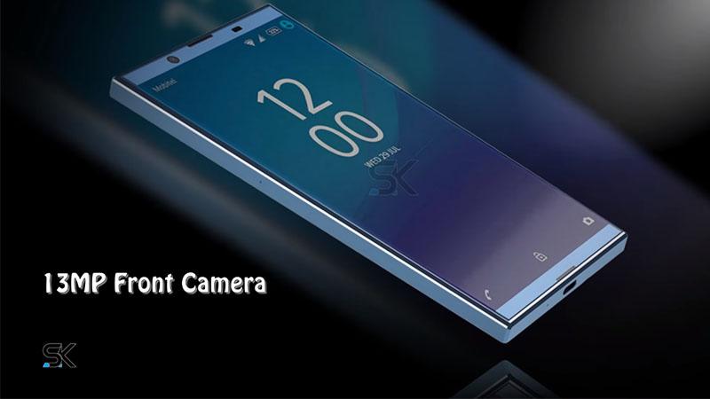 Camera Xperia XZ 2018