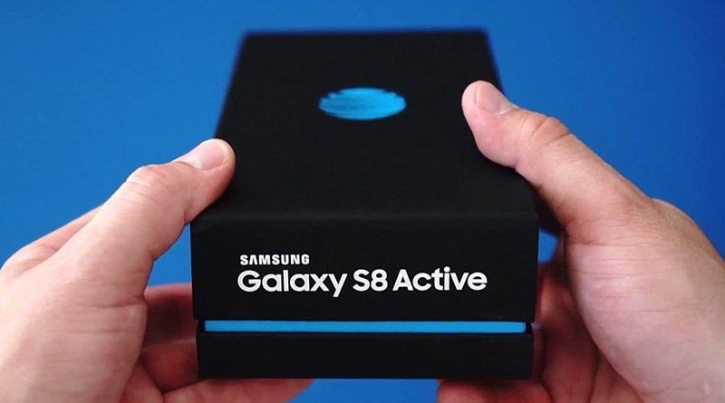 Hộp đựng Samsung Galaxy S8 Active